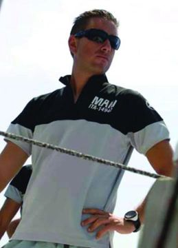 Enrico Zennaro Team Manager